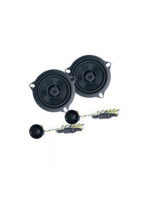 "VSP4BMW - BMW® Specific 2-Way 4"" Component Speaker Set"